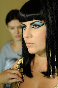 making of 6 cleopatra