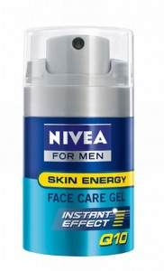 NIVEA FOR MEN Skin Energy  Face Care Gel