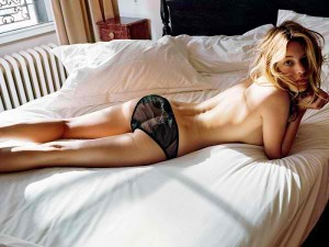 Camille-Rowe-Strips-In-Sunlight-00