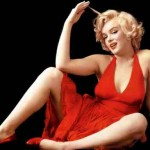 marilyn-in-red