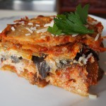 Moussaka, Vegetable 1