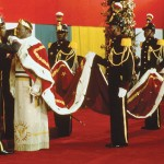 Coronation of Emperor Bokassa