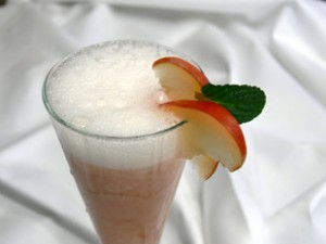 Bellini Cocktail Bild.